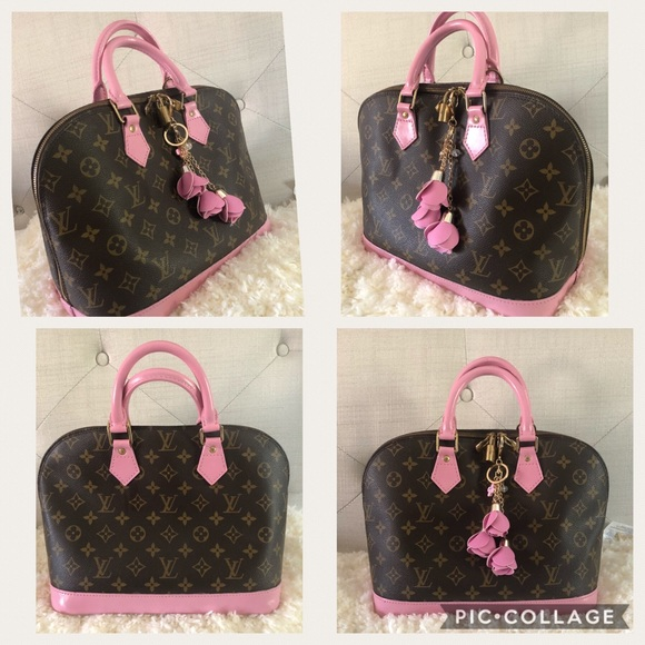 Louis Vuitton Handbags - 💯authentic Preloved Louis V alma Pm 1e680c96044bf